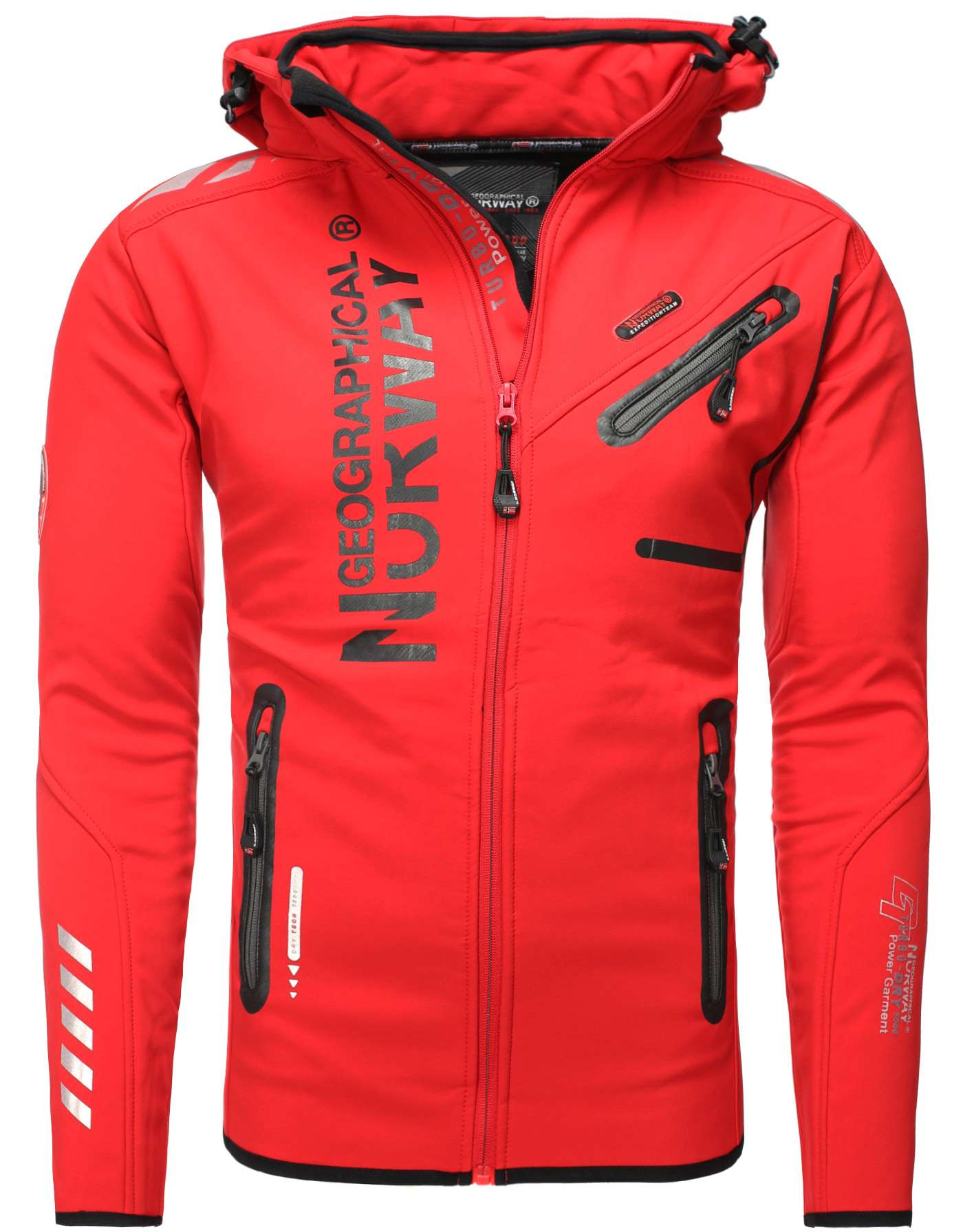 reputable site bdf7d 52bc9 SOFTSHELL GIACCA GEOGRAPHICAL NORWAY RAINMAN