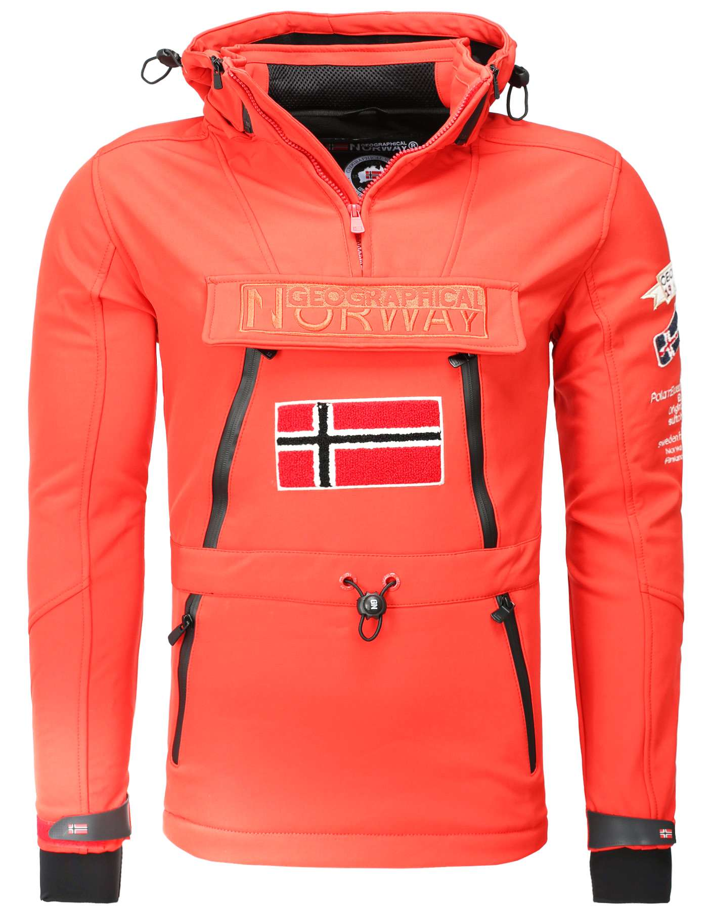7acb81b2f25a4 Softshell Giacca Geographical Norway Tuilding - GEOGRAPHICAL NORWAY ...