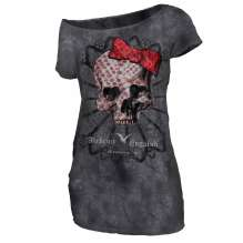 T-shirt donna Alchemy Top Texas - AEA Dark Love