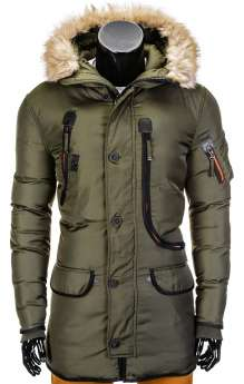 Giacca invernale uomo C305