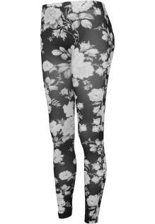 Leggings donna Flower