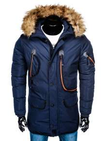 Giacca invernale uomo C369