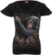 T-shirt donna MONKEY BUSINESS