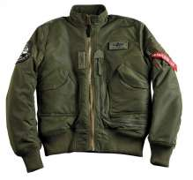 Giacca Bomber ENGINE by Alpha Industries