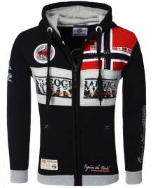 Felpa uomo Geographical Norway Flyer