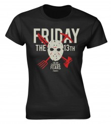 T-shirt da donna DAY OF FEAR