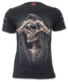 T-shirt da donna DARK LOVE