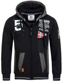 Felpa uomo Geographical Norway GANTIBE