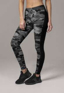 Leggings Camo Stripe