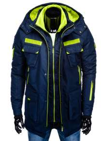 Giacca invernale uomo C379