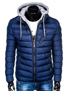 Giacca invernale uomo C384