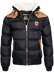 Giacca invernale uomo Geographical Norway Alenou