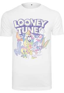 T-shirt Looney Tunes Rainbow