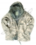 Giacca militare invernale in fleece - All Terrain Digital